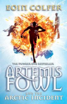 Artemis Fowl:The Arctic Incident